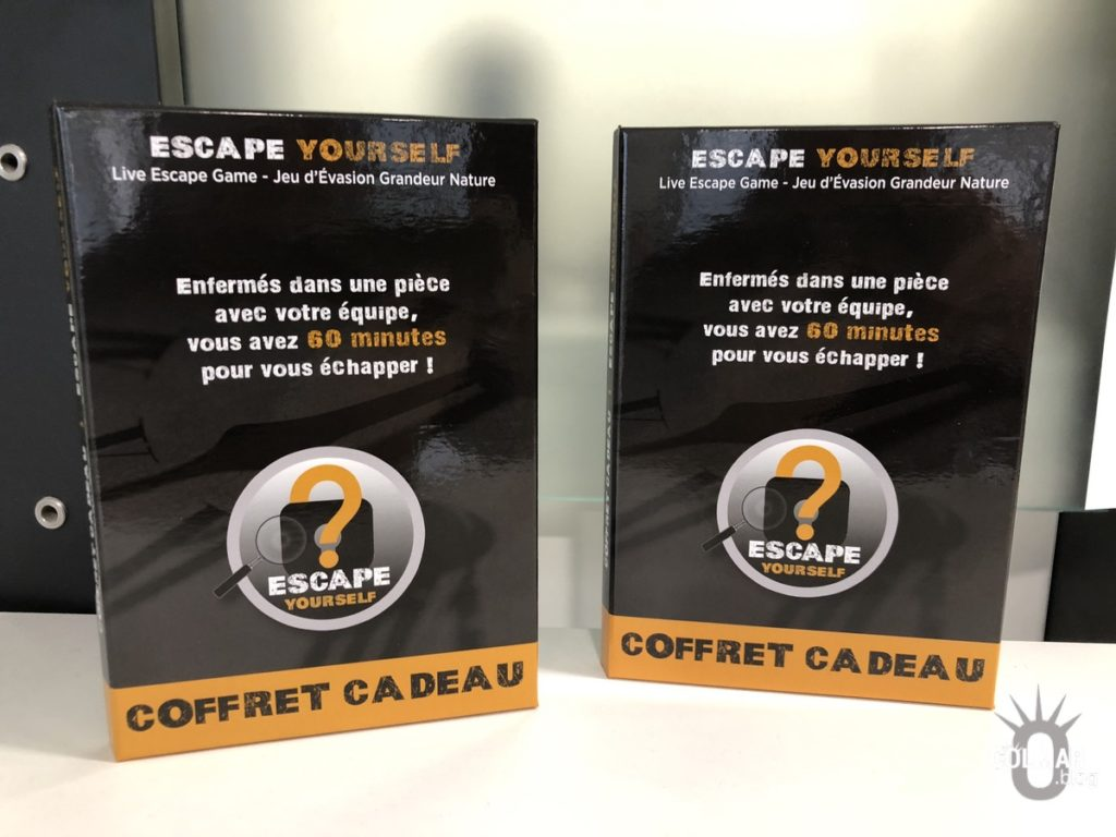 Escape Game à Colmar : Escape Yourself